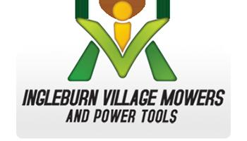 ingleburn village mowers logo