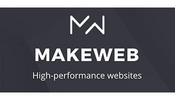 makeweb logo