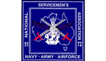 national servicemens association logo