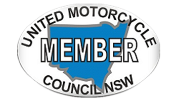 united motorcycle council nsw logo